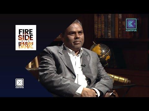 Upendra Yadav (Chairman, Federal Socialist Forum, Nepal) - Fireside | 28 May 2018