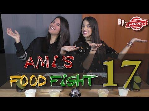 Amis Food Fight - ΦΑΛΑΦΕΛ ft Foteineli