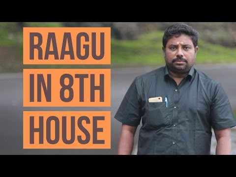 Raagu in 8th house #9 by DINDIGUL P CHINNARAJ ASTROLOGER INDIA