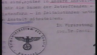 """Hartheim: """"behindert, ausgegrenzt, getötet"""" - ORF 1990"""