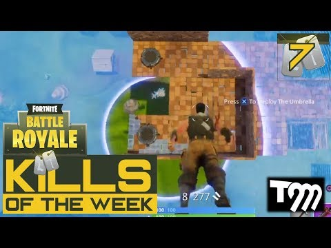 Fortnite: Battle Royale – KILLS OF THE WEEK #7