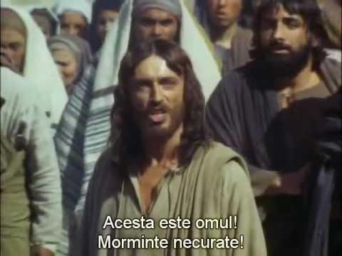 Iisus Din Nazaret-Jesus of Nazareth(1977)-Tot Filmul subtitrat in limba Romana