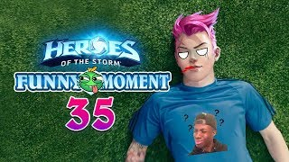 【heroes of the storm】funny moment ep35