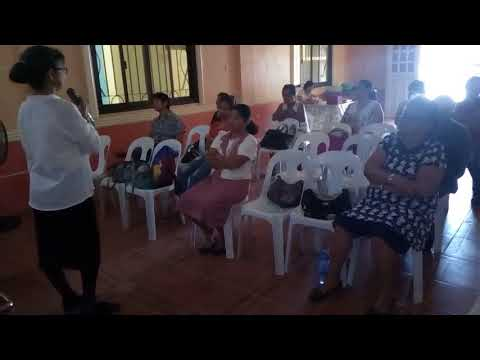 Word of God by Sister Luz Enrico at Announcement by Bro. Mar Lagasca