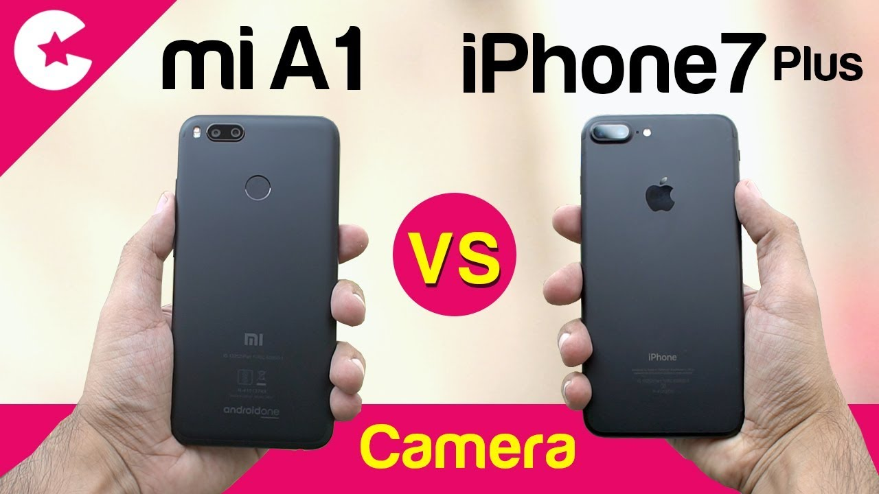 Xiaomi Mi Vs Iphone  Plus