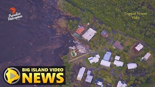 Hawaii Volcano Eruption Update - Saturday Morning (June 30, 2018)