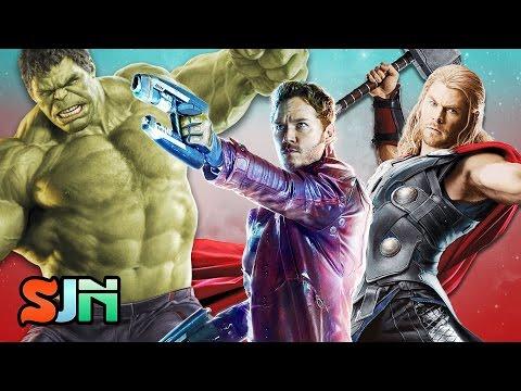 Thor: Ragnarok Trailer - Now James Gunn Approved!