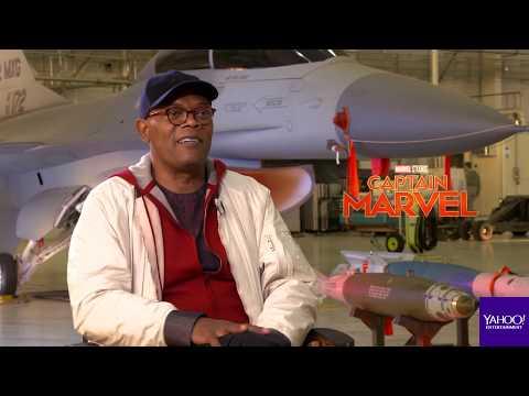 Samuel L Jackson on Nick Fury&39;s de-aging for &39;Captain Marvel&39;