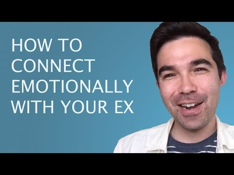Having An Emotional Connection With Your Ex