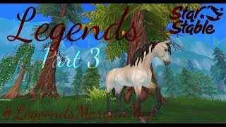 Star Stable [SSO]: Legends  - MEP P3 for Lina Hawkson