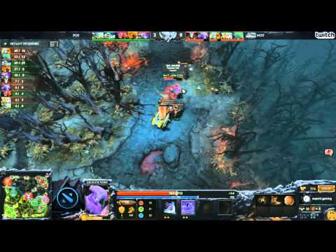 Power of Friendship vs NoT Today - Game 1 - Shanghai Major Qualifiers