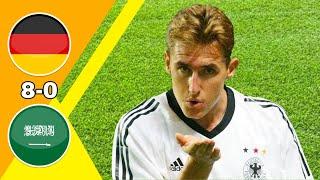 الصورة لنا وتعليق لكم / ألمانيا ~ السعودية 8-0 كأس العالم 2002 تعليق  إبراهيم الجابر جودة عالية 1080
