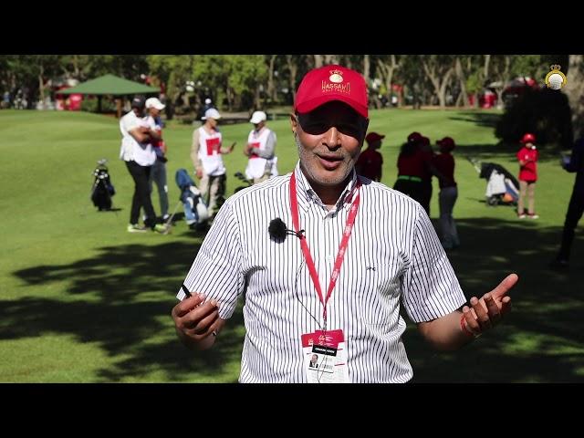 Témoignage d'Abdelatif EL BACHARI, Arbitre International, lors de la Kids Cup