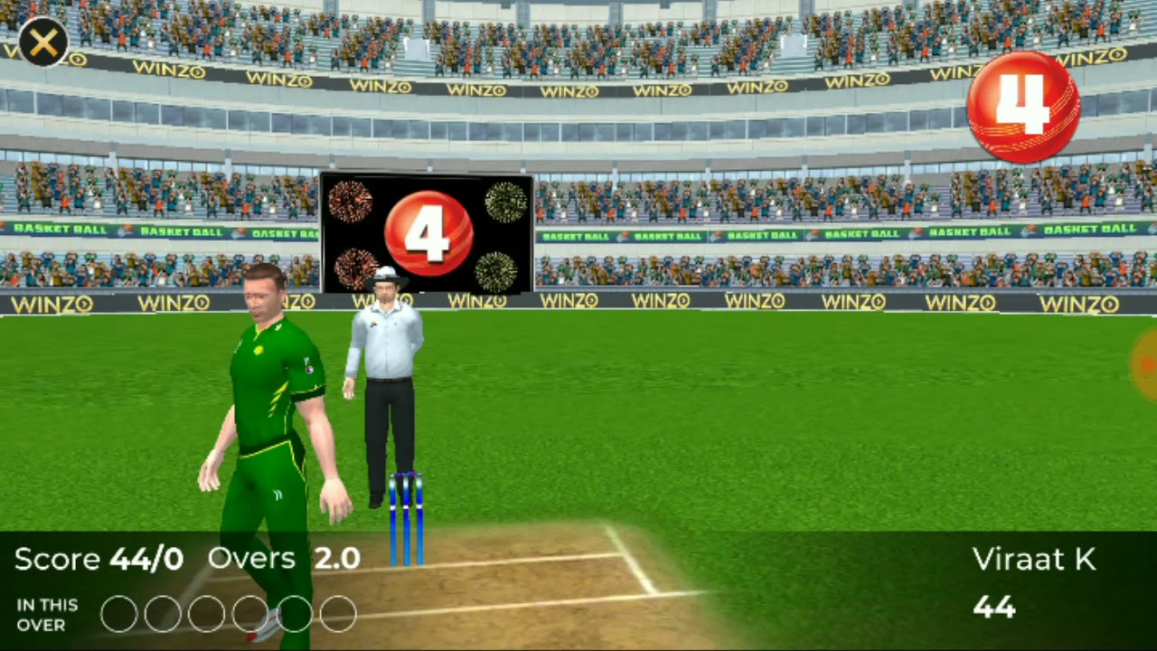 Winzo gold cricket trick | winzo gold cricket game hack trick,fantasy cricket