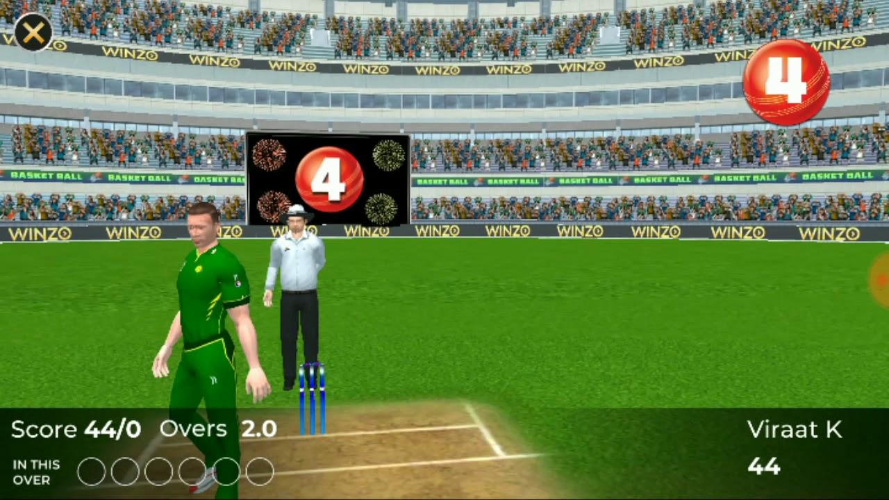 Winzo gold cricket trick | winzo gold cricket game hack trick,fantasy cricket