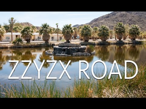 Zzyzx Road: What's Off Highway 15's Famous Road
