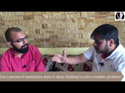 Meditation: What is meditative state and its symptoms?