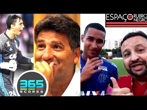 César não vai pro Genérico! Renato Gaúcho elogia proposta do Flamengo! Melhor Cobertura da CB Sub20!