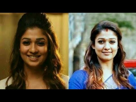 Easy & Simple Nayanthara Hairstyles | Celebrity Look Series | Tutorial | Part 1