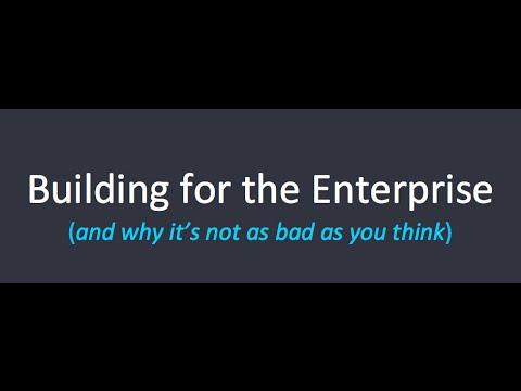 Lecture 12 - Building for the Enterprise (Aaron Levie)