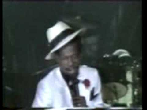 Gregory Isaacs - Private Secretary (Live).flv