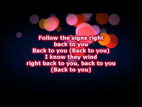 Twin Forks -  Back To You Lyrics