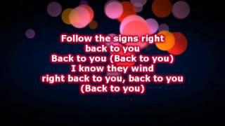 Twin Forks - Back To You Lyrics