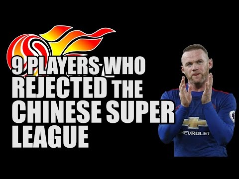 9 Players Who Rejected China