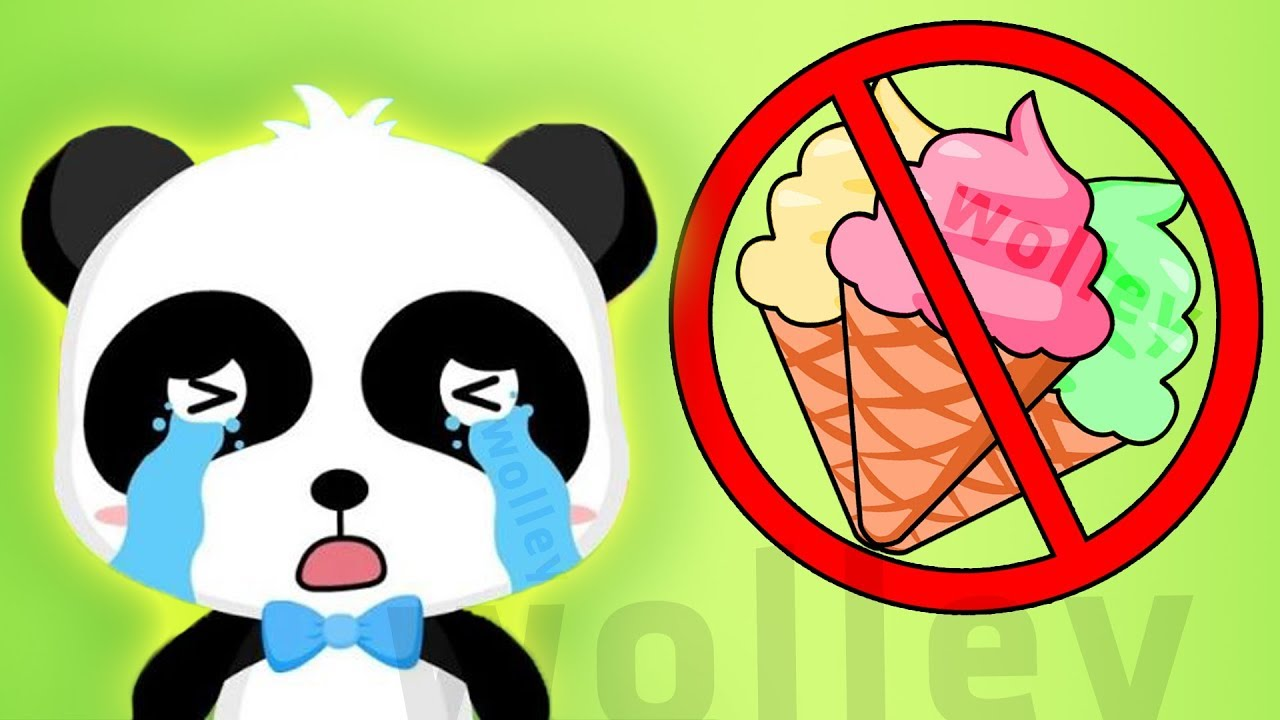 Learn Colors with Little Baby Panda ▻ Color Mixing for KIDS - YouTube