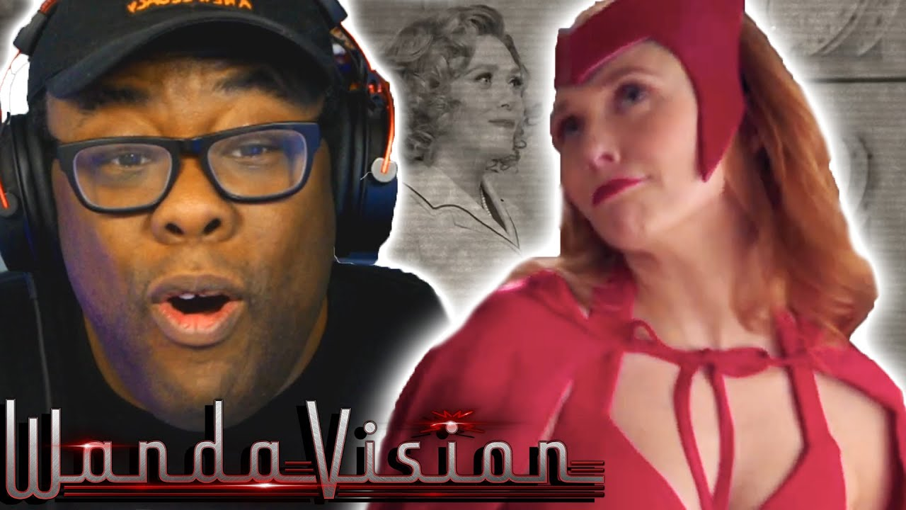 WANDAVISION Trailer Reaction & Breakdown | Black Nerd Comedy