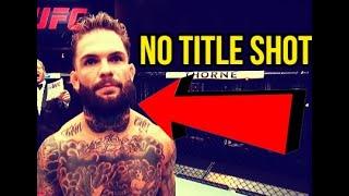 UFC 255 Main Event Off