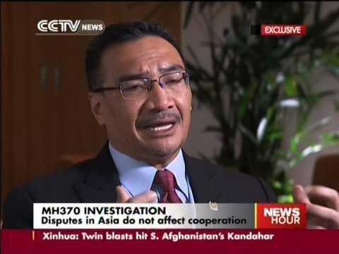 Interview with Hishammuddin Hussein -1