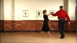 Waltz - Grapevine - Virtual Ballroom Lessons
