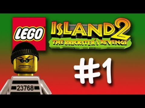 Lego Island 2 - Part 1 - Ultimate Pizza Delivery