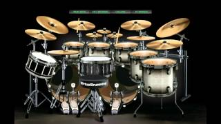 Santana feat. Chad Kroeger - Into The Night - cover by Wanna Virtual Drummer Mp3