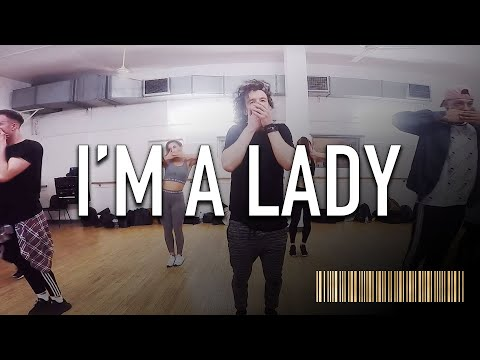 I'M A LADY - Meghan Trainor Dance ROUTINE Video from THE SMURF MOVIE