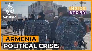 Can Armenia's prime minister survive the political crisis?