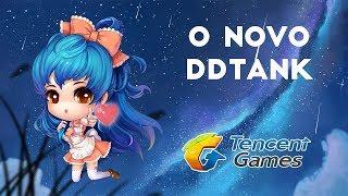 O NOVO DDTANK MOBILE DA TENCENT