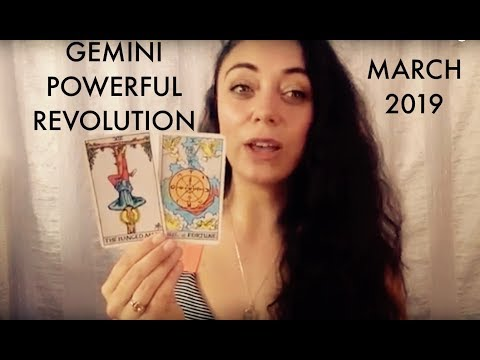 Gemini March 2019 - ARE YOU READY FOR THIS?