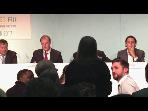 Yes or No: Amy Goodman Asks Trump's Fossil Fuel Reps at COP23 If They Support US Quitting Paris Deal