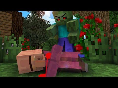 Villager Life I - Minecraft Animation