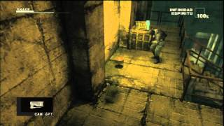 Metal Gear Solid 3 HD Collection Secrets Trolling Soldiers