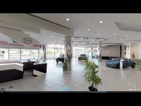 Mazda Showroom in Dubai 360° Tour