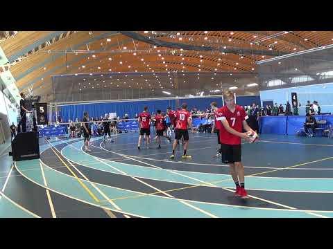Team Alberta vs Team BC