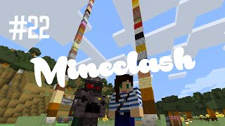 MINECRAFT TOWER CHALLENGE - MINECLASH (EP.22)