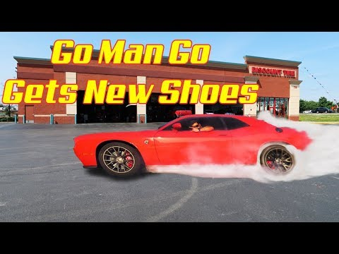 New Shoes for Go Man Go