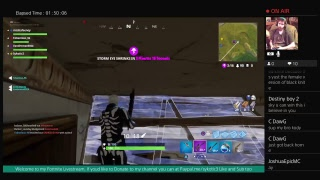 Sykotic3's Fortnite Livestream Sniper Shootout Gamemode Fun Fun Get You Some