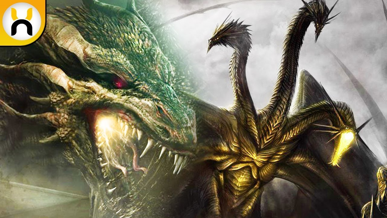 History of King Ghidorah (Showa Era) | Godzilla: King of the Monsters
