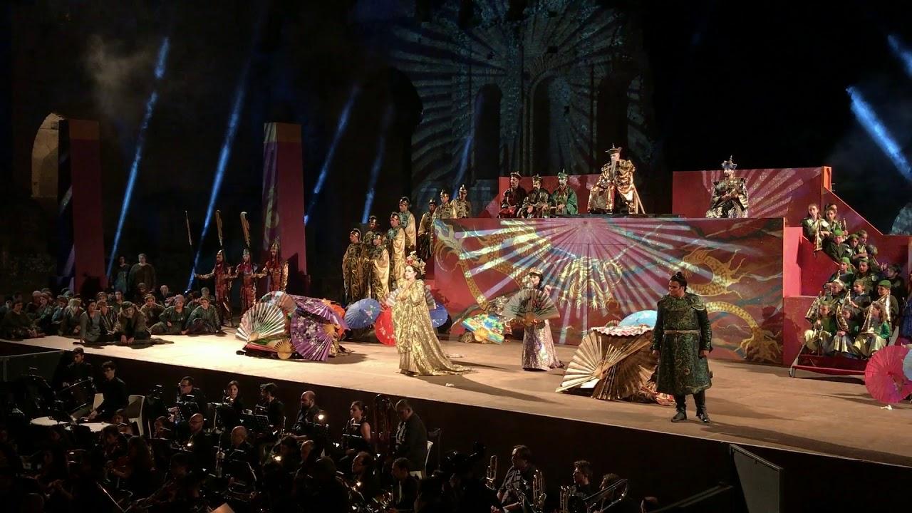 ELINA RATIANI - In questa reggia - Turandot (Puccini)