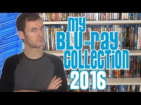 My ENTIRE Blu-ray Collection 2016!